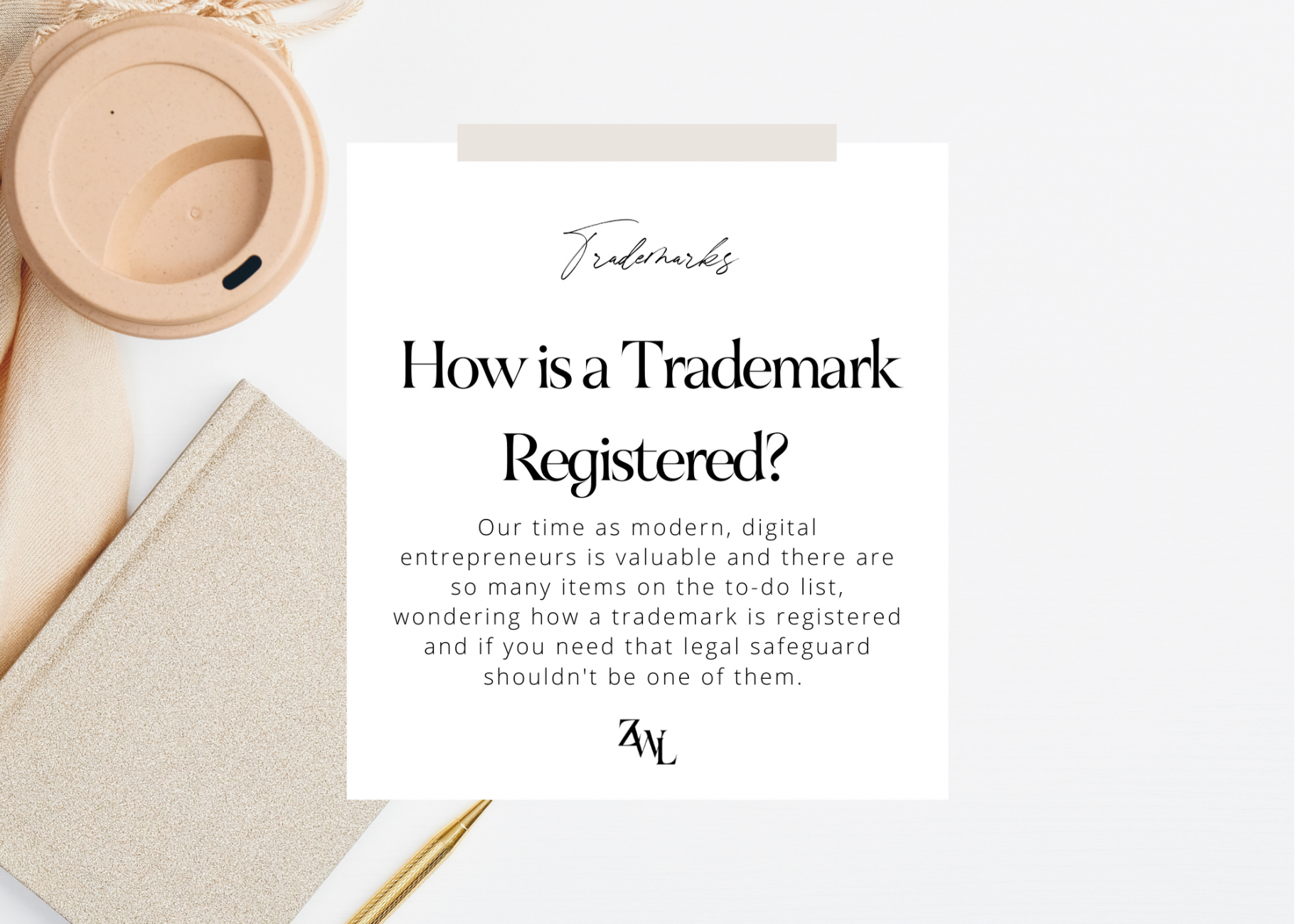 how is a trademark registered?
