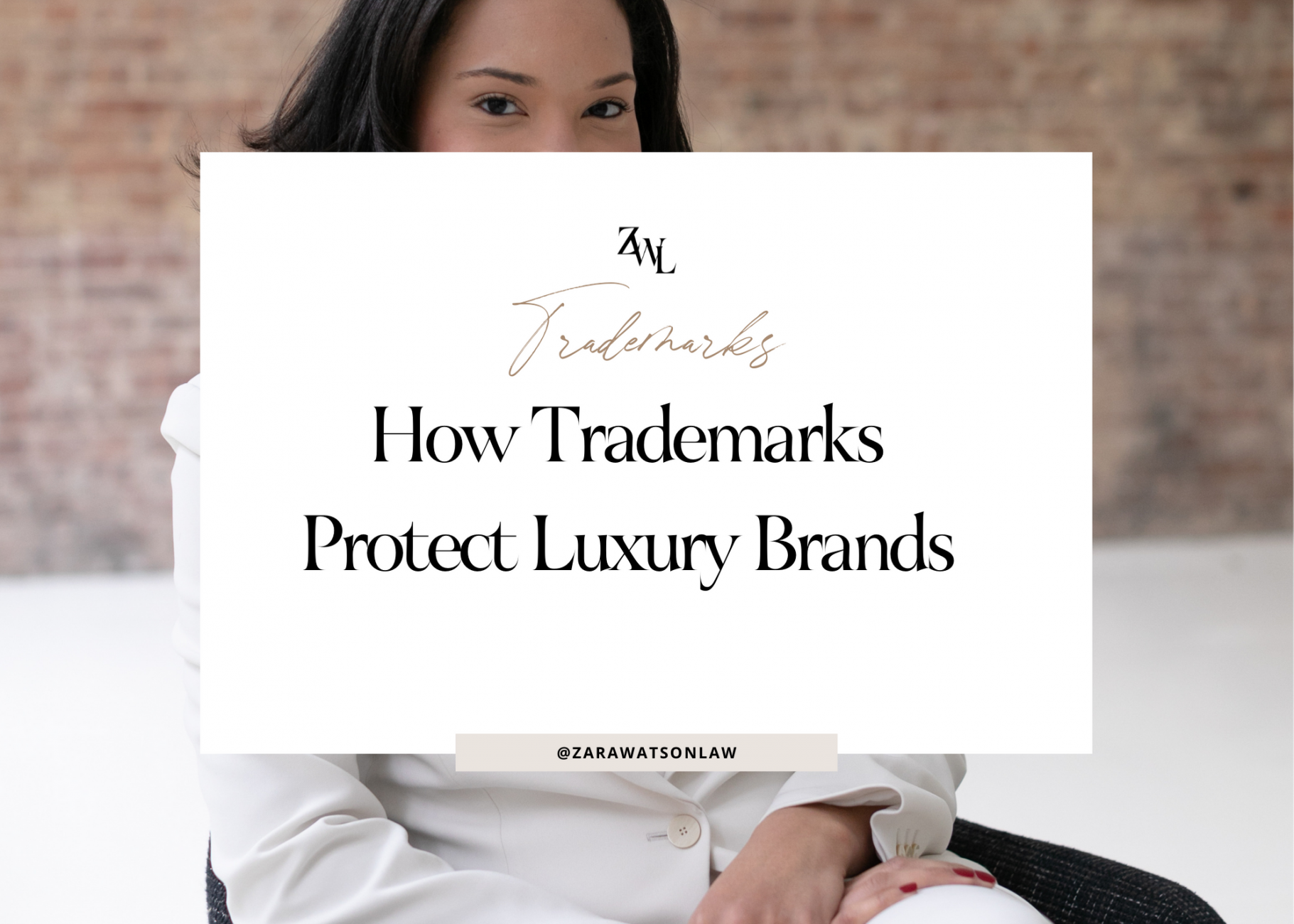 trademarks and luxury brands
