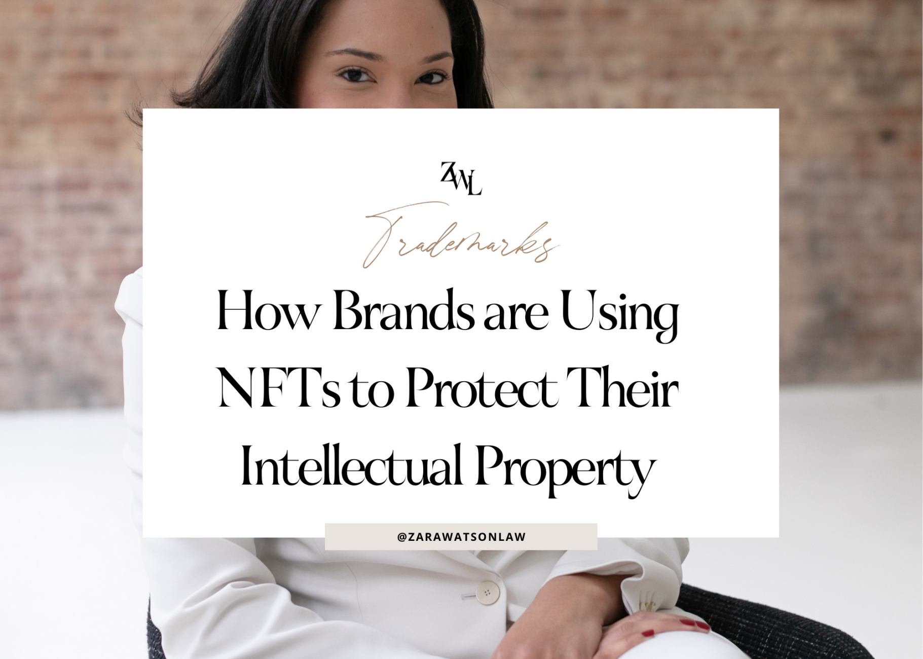 NFTS and trademarks
